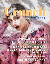 Crunch by Nuffnang: Issue 4
