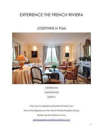 Josephine - Paris