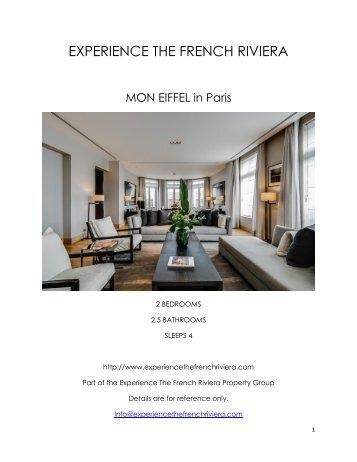 Mon Eiffel - Paris