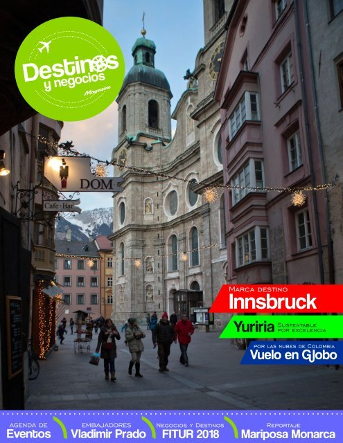 Destinos y Negocios (Edición 3)