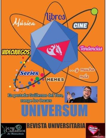 Universum #1 2018