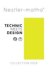 Technic meets design