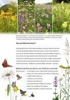 """Broschüre """"Blumenwiesen - buntblühende Pracht"""" - Seite 4"""
