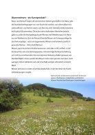 """Broschüre """"Blumenwiesen - buntblühende Pracht"""" - Seite 5"""