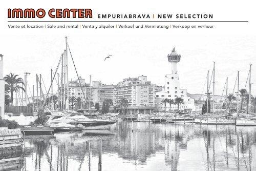 Immocenter Empuriabrava catalogue