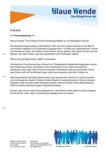 Pressemitteilung MP_Klöckner.docx