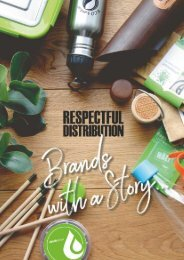 Brands with a Story