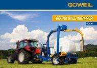 Round Bale Wrapper   G2020   Goeweil