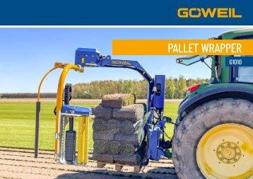 Pallet wrapper | G1010 | Goeweil