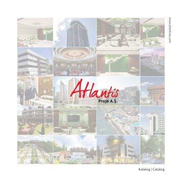atlantis katalog