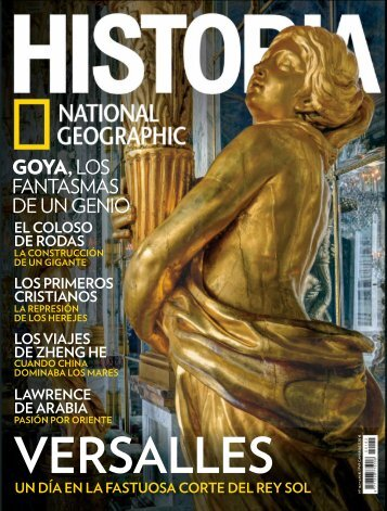Historia National Geographic Junio 2017