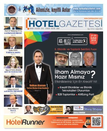 HotelGazetesi/Subat/12Sayi/2018