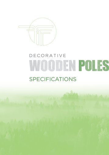 VALMONT_Catalog_Wooden-Poles-Specifications_2017_EN