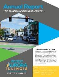 Invest Aurora Annual Report 2017