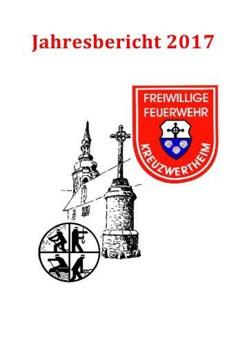 FW Kreuzwertheim Jahresbericht 2017