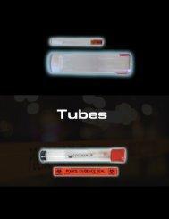 Evidence Tubes