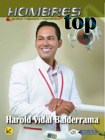 Revista Digital Hombres Top