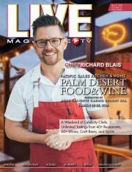 LIVE Magazine- Issue #268, March 9, 2018