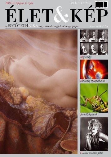 Élet&Kép 2009. II. évfolyam 3. szám