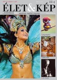 Élet&Kép 2011. IV. évfolyam 1. szám
