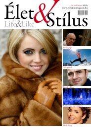 Élet&Stilus 2013. téli szám