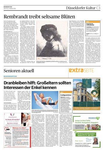 Senioren aktuell  -09.03.2018-