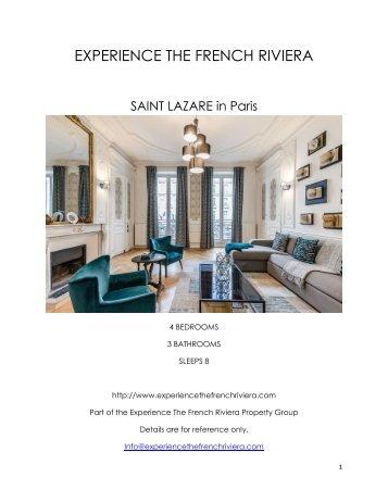 Saint Lazare - Paris