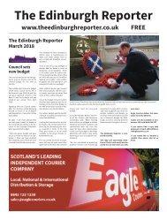 The Edinburgh Reporter March 2018 issue