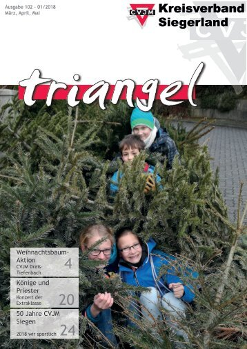 Triangel_102 - März, April, Mai