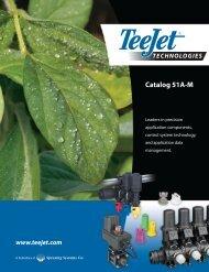 TeeJet produktkatalog 51A-M