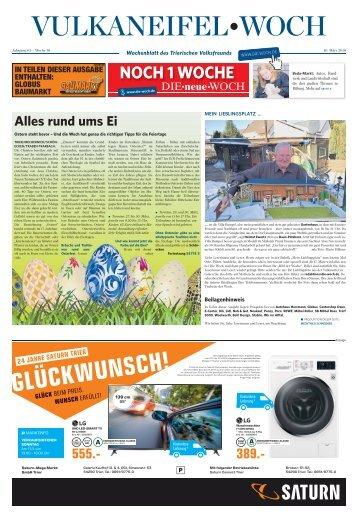 Eifel Woch 10.03.2018