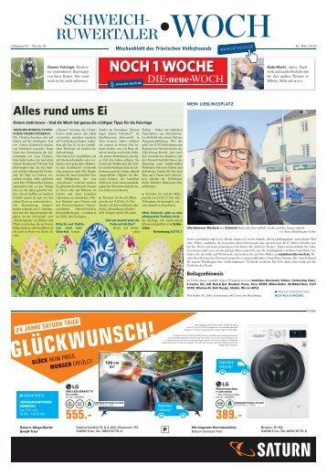 Trierer Land Woch 10.03.2018