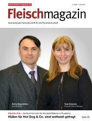 FleischMagazin 3/2018 - Titelgeschichte