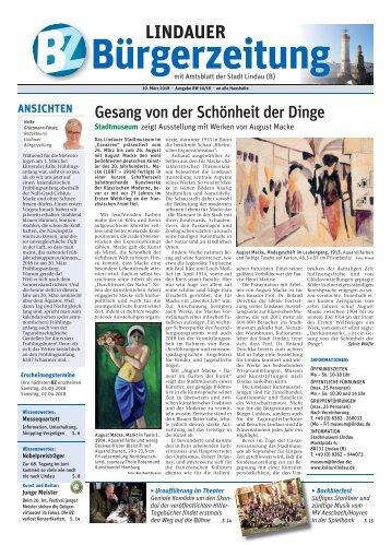 10.03.2018 Lindauer Bürgerzeitung