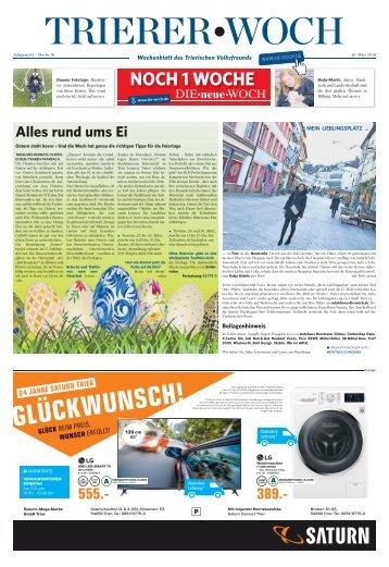 Trierer Woch 10.03.2018