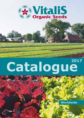 Vitalis Catalogue Worldwide 2017