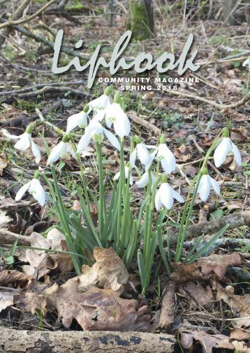 Liphook Community Magazine Spring 2018