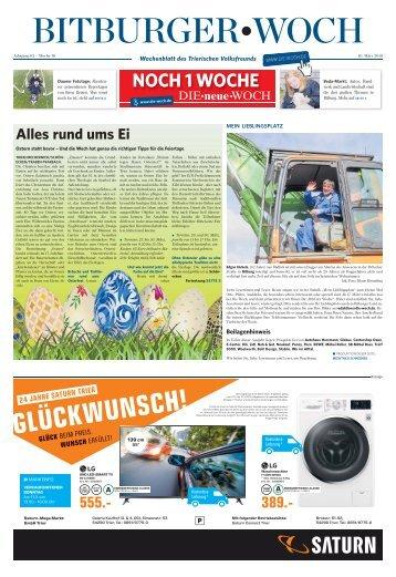 Bitburger Woch 10.03.2018