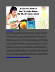 CLA Safflower Oil - Improve Energy Levels