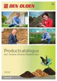 Productcatalogus Groen 03-2018