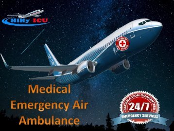 Book Bed to Bed transfer Facility Air Ambulance Services from Bhopal and Raipur by Hifly ICU