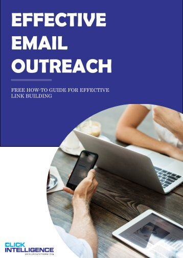 A Guide to: Effective Email Outreach