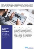A Guide to: Effective Email Outreach - Page 2