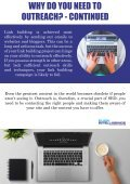A Guide to: Effective Email Outreach - Page 5
