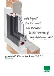 greenteQ Klima Konform System
