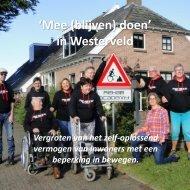 Verslag cursus Meedoen in Westerveld