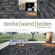 dwb Produktinformation PrintCork Boden Steinbirke