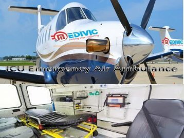 Medivic Aviation Air Ambulance Services in Rajkot