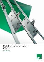 T15 Mehrfachverriegelungen KFV