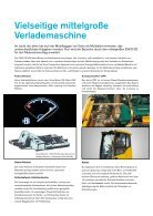 Volvo Mobilbagger EW210D MH - Datenblatt / Produktbeschreibung - Page 3